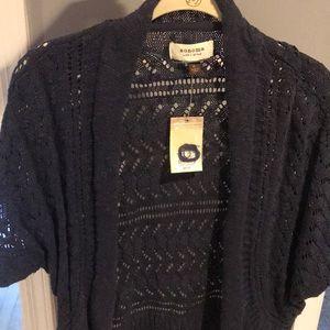 Sonoma crochet shrug
